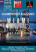 Miami River Art Fair 2014 - 4/7 dicembre